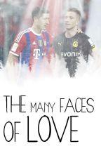 The many faces of love by monixela