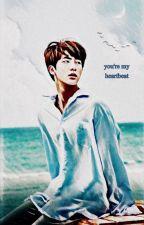 Hello Stranger/Kim Seok Jin  by maboyminsuga