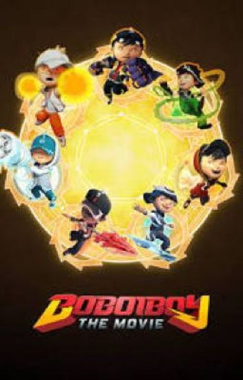 Boboiboy elementals ( one shot )