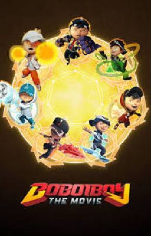 Boboiboy elementals ( one shot ) by AngelineLee1