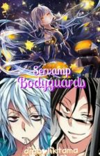 Servamp Bodyguards  by DiabolikTama