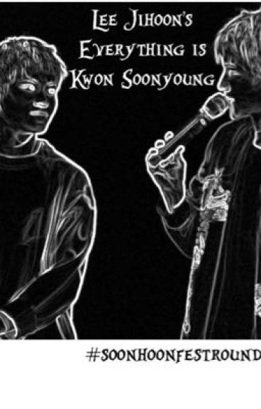 Lee Jihoon's everything is Kwon Soonyoung