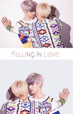 Falling In Love *MarkSon* by xMoonHarux