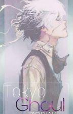 Tokyo Ghoul [ZODIAKI] by xWiccia