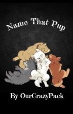 Name The Pup by OurCrazyPack