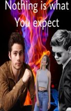 Nothing is what you expect- Thomas Sangster X Reader by THOMAS-25