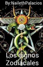 Los signos zodiacales. by NailethPalacios