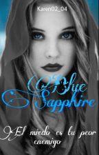 Blue Sapphire |Editando| #PremiosTBS#NewLifesAwords   by Karen02_04