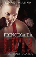 Princesa da luta by Marta_Vianna