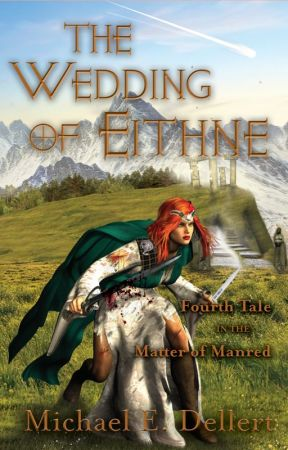 The Wedding of Eithne by mdellert1172