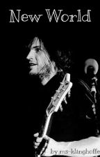 New World {a Josh Klinghoffer Fanfiction} by ms-klinghoffer