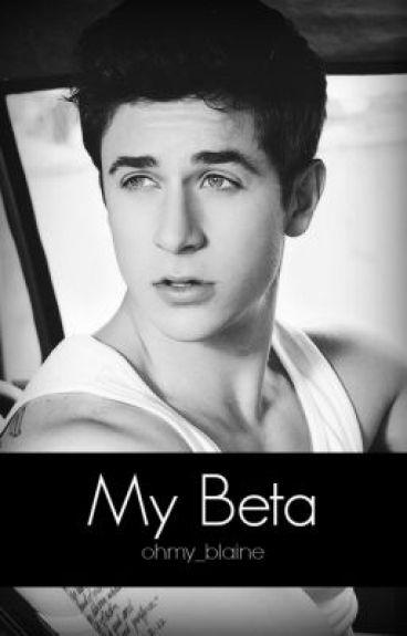 My Beta(My Alpha Series Book 2 boyxboy)