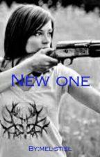 New one ? (The walking dead) by mel-stiel