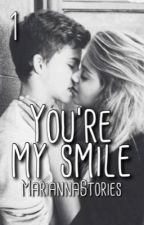 You're my smile [MARCO CELLUCCI] by Mariannastories
