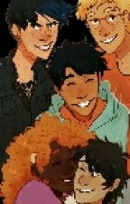 PJO RP Book (completed)  by THEYWERE12NOT16