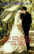 Elif'in İmtihanı by merve5647