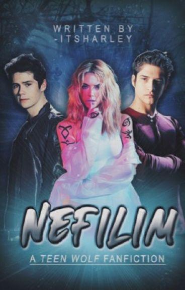 Nefilim • teen wolf