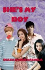 She's My Boy (LuYoon fan fic)*fin* by CoupTokki
