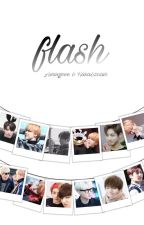 """Flash"" - Kookmin, Taegi by Avangeee"