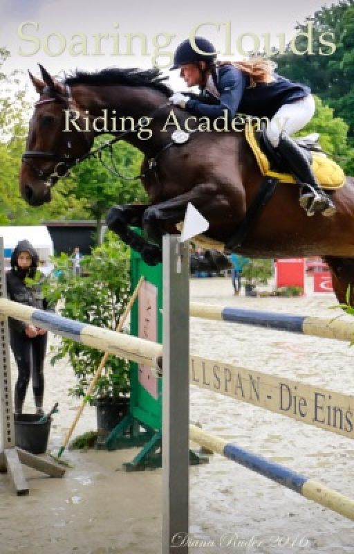 Soaring Clouds Riding Academy  by ArabianHorse_Lover
