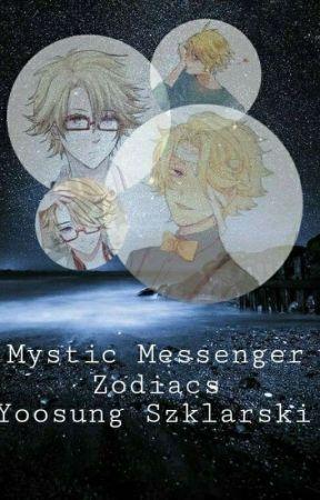 Mystic Messenger Zodiacs by Yoosung_kun