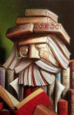 Impressões literárias by Lolaharik