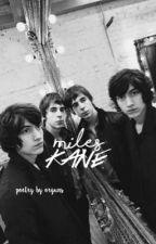 Miles Kane by orguns