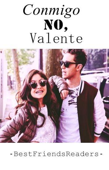 Conmigo no, Valente. [Lutteo] #SevillaAwards