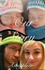 Our Story~ Amyplier  by TheBlueMM