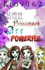 Where Princesses are Powerfull by Klov162