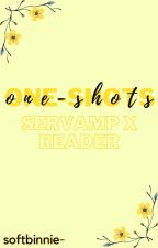 {completed} one-shots 》servamp x reader by staetus-