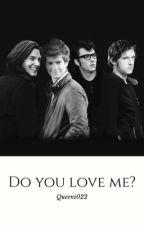 Do You love me?  by SmiesznaIdiotka