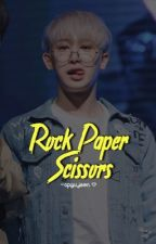 ❛ rock paper scissors ❜― yoonmin by -apgujeon