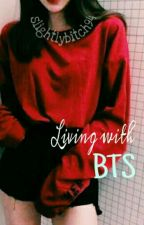 Living With BTS by seokjinandtaehyung