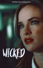 Wicked ∆ [TEEN WOLF ft THE ORIGINALS]. by poseysoul