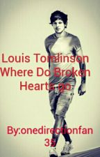 Louis Tomlinson Where Do Broken Hearts go by onedirectionfan35