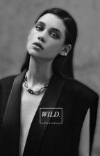 WILD ☾STILES STILINSKI  by myth-o-magic