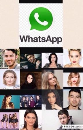 Whatsapp! { famosos}                   !¡CANCELADA!¡ by CristinaCastaon