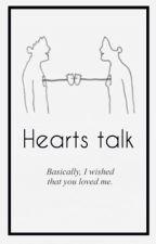 Hearts talk || b.bh by _reen4