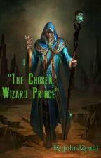 The Chosen Wizard Prince (Slow Update) by john32paul