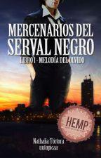 Mercenarios del Serval Negro by uutopicaa