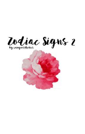 Zodiac Signs 2 by rainyaesthetics