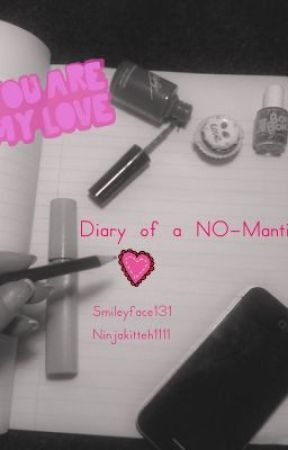 Diary of a NO-Mantic by smileyface131