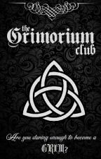 The Grimorium Club - OPEN by ImperialRose1692