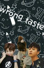 Wrong Taste by rexelecel