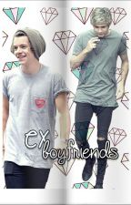 ex boyfriends ➳ narry by cuddlemeupnarry