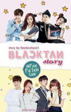 BlackTan Story (Blackpink x BTS) by flawlesstae21