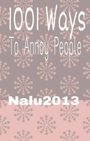 1001 Ways To Annoy People - (36) Ways To Annoy People At Sleep Overs