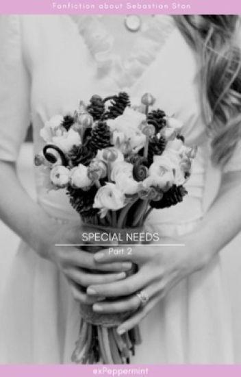Special Needs II →  Sebastian Stan. #PNovel