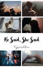 He Said, She Said | Poetry [ON-HOLD] by feminovelist